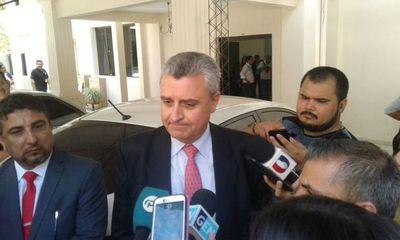 Pedido de interpelación a Villamayor se tratará en la próxima sesión