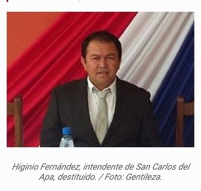 """""""Vaciaron"""" el municipio de San Carlos del Apa"""