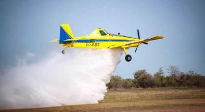 CAF desembolsará USD 100.000 adicionales para combate a incendios forestales en el Chaco