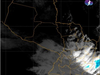 Meteorología emite alerta para 7 departamentos