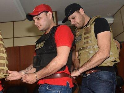 Tribunal ratifica prisión preventiva de Cucho Cabaña