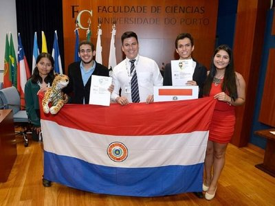 Paraguay logra dos menciones de honor en Olimpiadas de Química