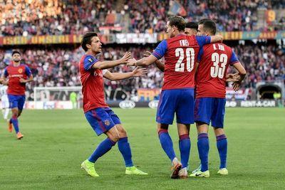 Basel goleó con los paraguayos
