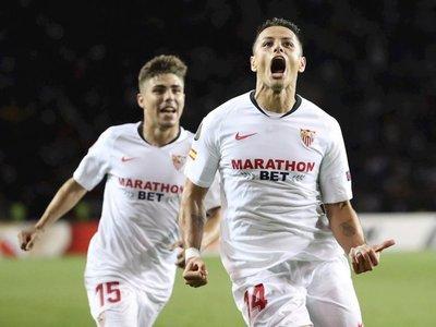 """Chicharito, feliz por su estreno goleador """"en una competición muy especial"""""""