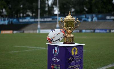 Mundial de rugby espera ingresos de US$ 323 millones