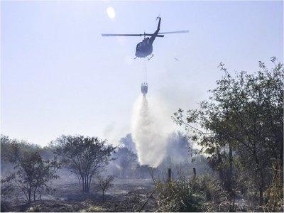 Plantean declarar emergencia nacional a causa de incendios forestales