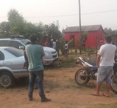 Posible caso de feminicidio se registró en Amambay
