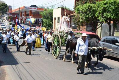 Este fin de semana comenzarán los festejos patronales en Luque