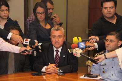 El colmo, Villamayor ahora culpa de la inseguridad a… ¡HC!