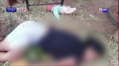 Sicarios acribillan a mujer y se sospecha encargo de expareja