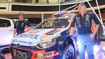 La dupla más ganadora del Rally