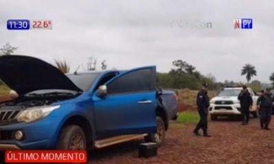En falsa barrera policial, roban Gs. 600 millones en Minga Guazú