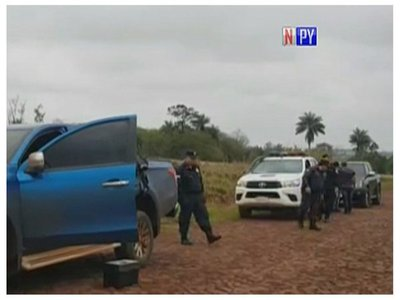 Piratas del asfalto se alzan con G. 600 millones en Minga Guazú