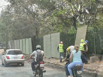 MOPC seguirá con obras en zona del Botánico, mientras se resuelve amparo