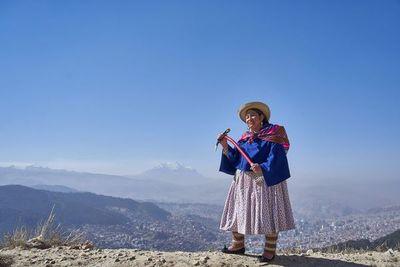 La pollera, símbolo feminista indígena y discriminatorio en Bolivia