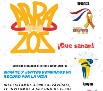 Organizan jornada «Abrazos que sanan»