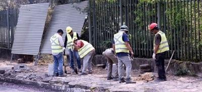 MOPC dice desconocer medida cautelar para parar obra del Botánico