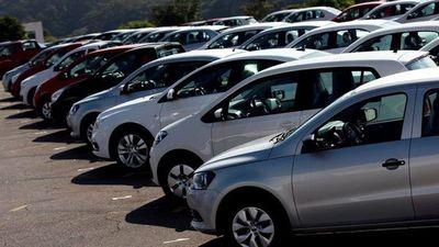 Casi 20 mil vehículos nuevos ingresaron al país hasta agosto