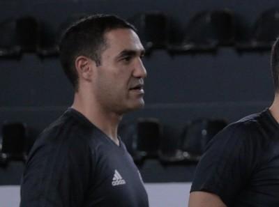 Javier Martínez es nuevo entrenador de Olimpia Kings