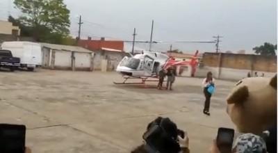 Pilotos y empresas solo están habilitados para aterrizar en helipuertos, recuerdan desde la Dinac