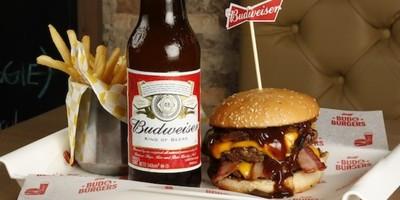 'La Burger de tus sueños' de la mano de Budweiser