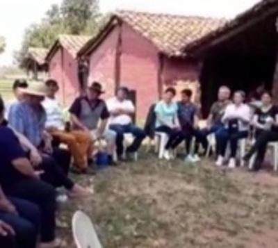 Vecinos se oponen a que empresarios instalen vertedero cerca del Ypoa