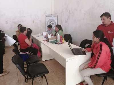 Discapacitados de Raul A Oviedo fueron atendidos por SENADIS