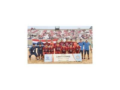 Finalista de la Libertadores