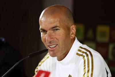Zidane: «Si no estoy respaldado mejor salir»