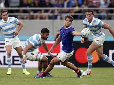 Argentina pierde ante Francia a pesar de su elogioso segundo tiempo
