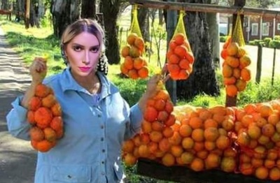 11 memes que recorren redes sobre las mandarinas y Carmiña