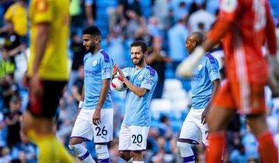 El Manchester City logra la mayor goleada de su historia en la Liga inglesa