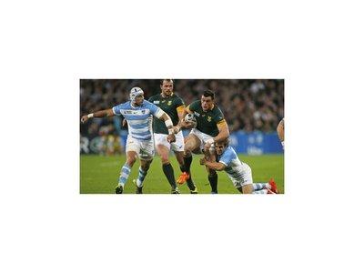 Springboks pueden con los Pumas y cuelgan el bronce