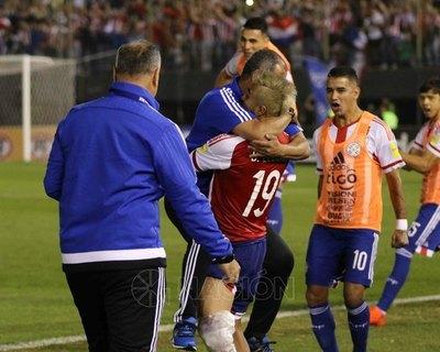 'Chiqui' tocó el problema que tuvo con Darío Lezcano