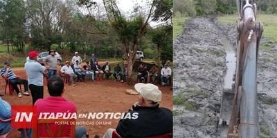 PRODUCTORES DE SAN COSME SE REPONEN TRAS GRANIZADA