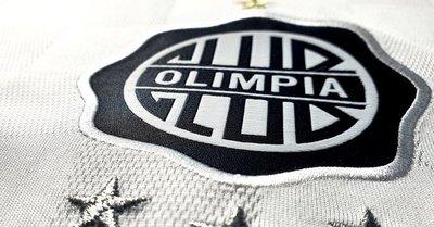 Olimpia presenta su nueva camiseta