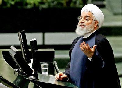 Rohaní llama a la paz a sus rivales del Pérsico para evitar tropas de EE.UU.