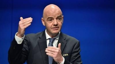 HOY / Infantino propone Liga Mundial de las Naciones y Mundial de clubes femenino