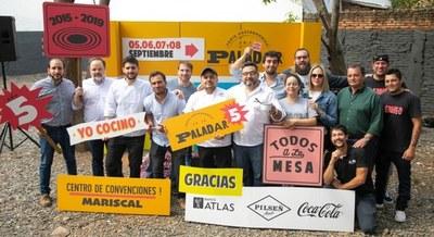Este 2019, Feria Paladar festeja sus primeros cinco años y sigue apostando por la gastronomía local
