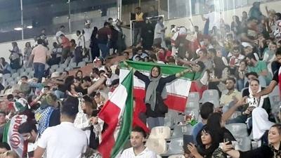 HOY / Irán permitirá que mujeres acudan al próximo partido de clasificación