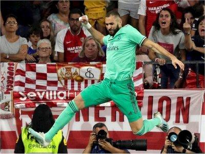 El Madrid se redime y cierra la herida con gol de Benzema