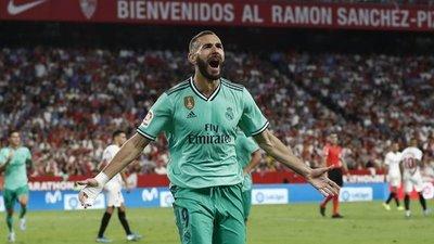 Real Madrid sonríe y está en la cima