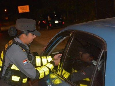 Patrulla Caminera sacó de las rutas a 331 ebrios
