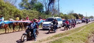 """En Yaguarón dicen """"No al vertedero"""""""