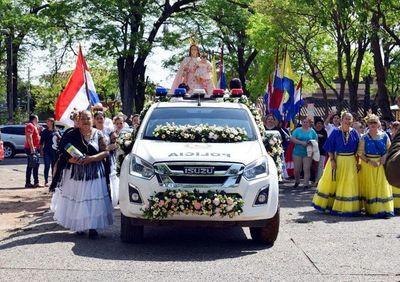 """""""Bandera jere"""", acto festivo y tradicional"""