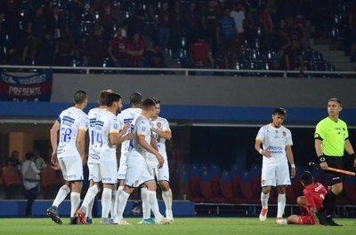 Cerro Porteño se frena y da ventaja a Olimpia y Libertad en carrera por el título