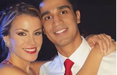 Se casó Anto Paciello