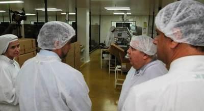 Industria farmacéutica exporta casi 85% de sus productos y emplea a 650 personas