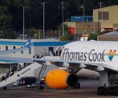 El gigante de viajes Thomas Cook quiebra y deja varados a 600.000 turistas