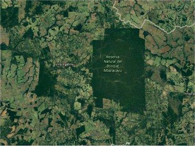 Reportan focos de incendios en reserva Morombí